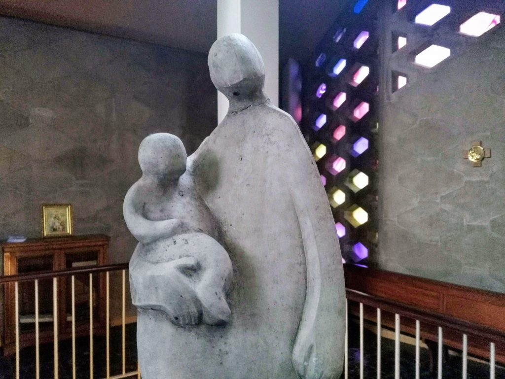 Mothers Day at St Pauls