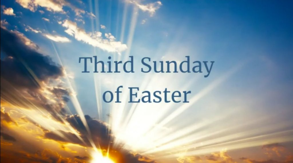 Third Sunday of Easter at St Paul's Lorrimore Sq