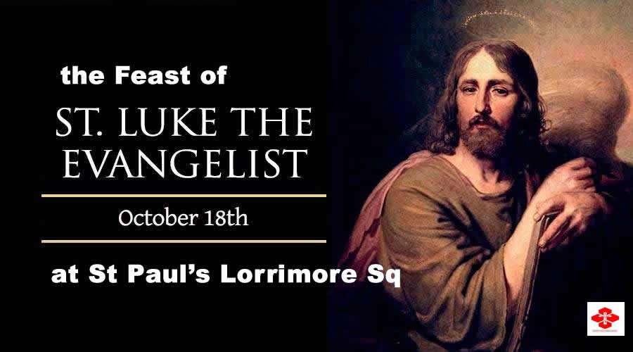 The Feast of St Luke