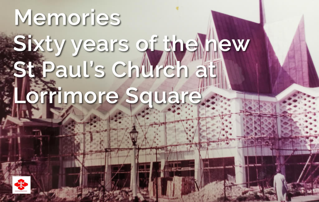 Memories - 60 years at St Paul's