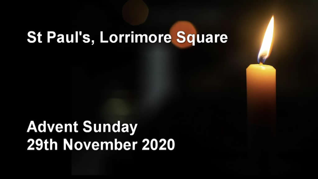 Advent at St Paul's Lorrimore Sq