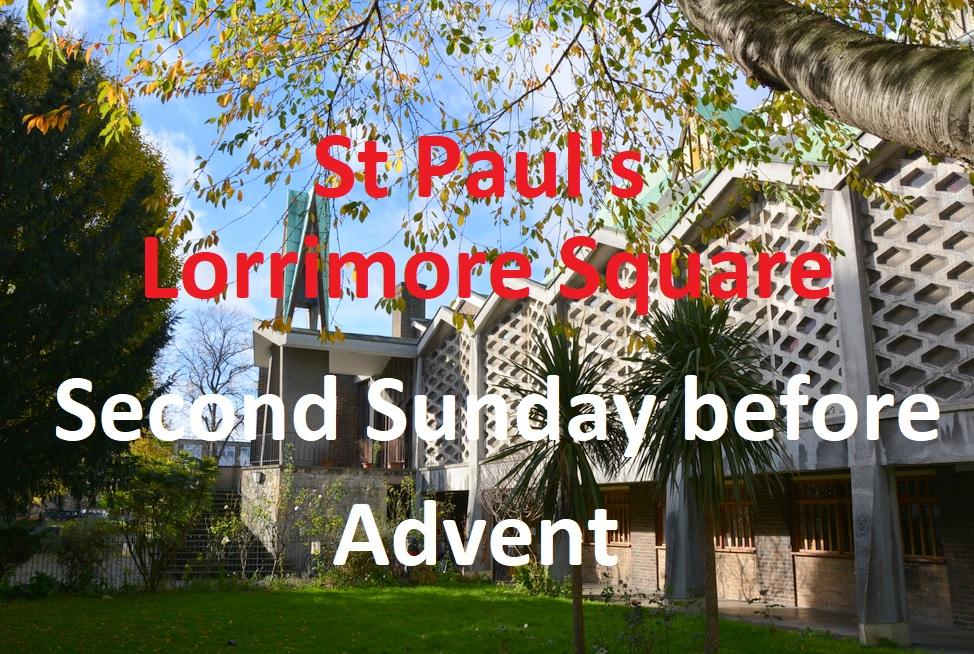 St Paul's Lorrimore