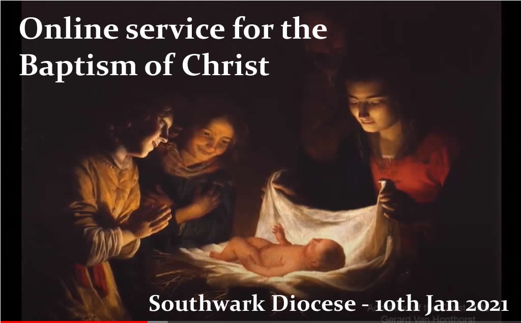 Service for the Baptism of Christ
