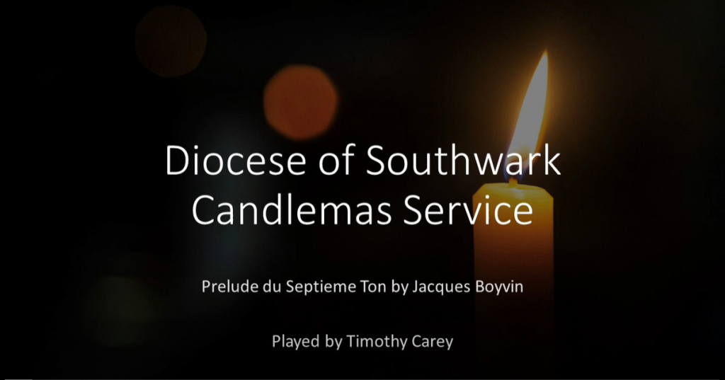 Bishop of Southwark Service