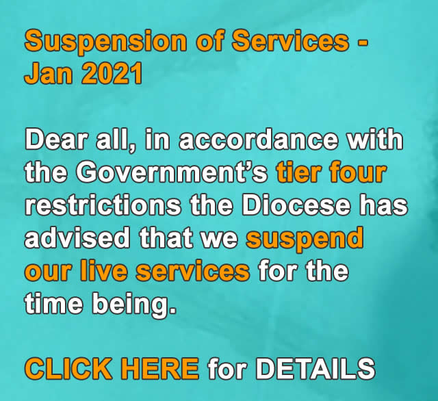 Suspended Services
