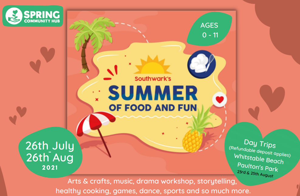 Summer of Food and Fun!