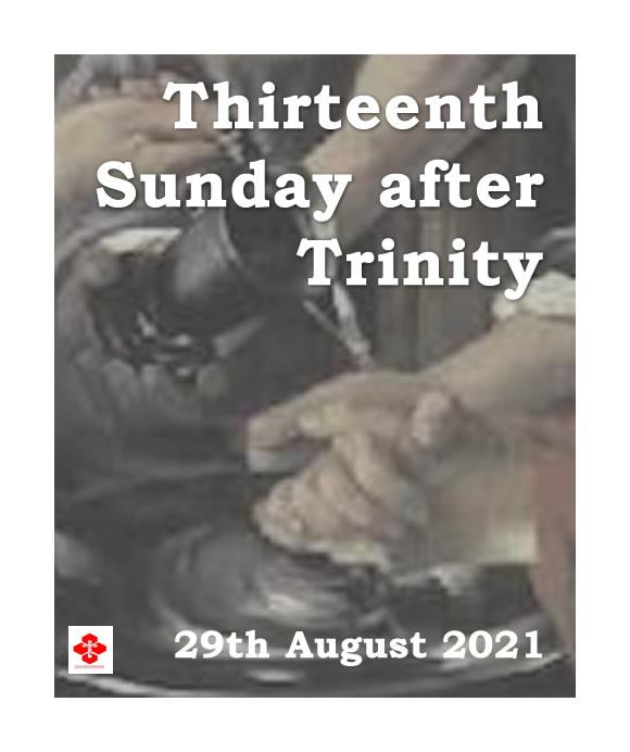 Thirteenth Sunday after Trinity